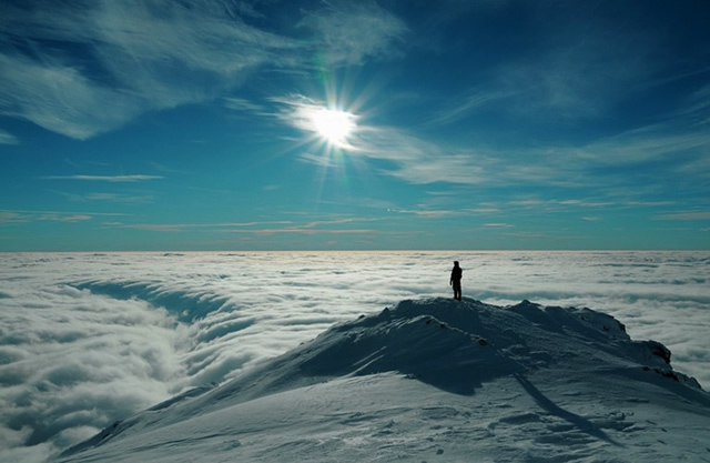 Cielo Blu - Blue Sky