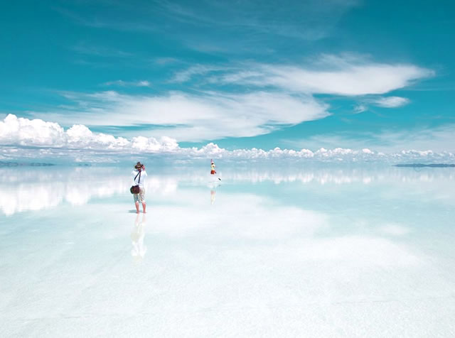 La bellezza del Pianeta Terra - The beauty of Planet Earth: Salar de Uyuni