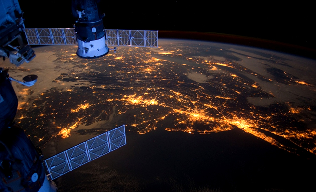 Gagarin: La Terra dallo Spazio - Gagarin: Earth from Space
