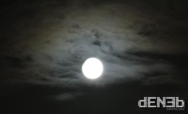 25 Aprile 2013: Luna Piena Rosa, Parziale Eclissi Lunare e Saturno! - April 25, 2013: Pink Full Moon, Partial Lunar Eclipse and Saturn!