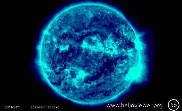 Solar Flare M2.3