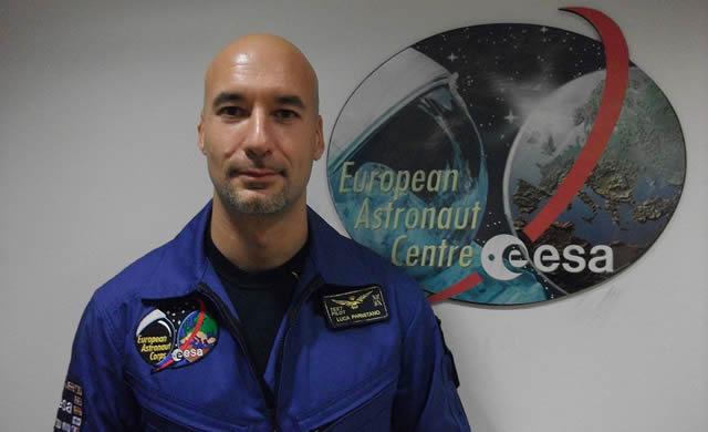 Luca Parmitano: Live - Oggi l'Uomo delle Stelle partirà per la ISS - Inizia la Missione #Volare - Luca Parmitano : The Man who will touch the Stars