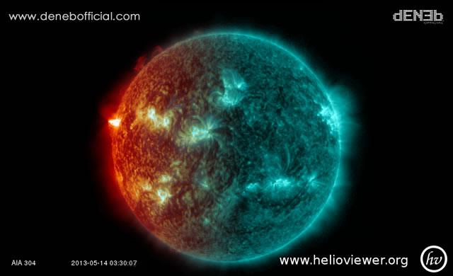 NASA: Cosa comporta l'impatto di Forti Brillamenti Solari - Impacts of Strong Solar Flares