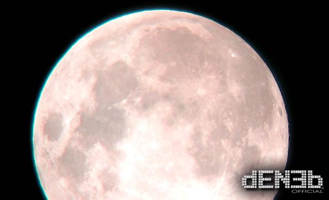 In arrivo la Super Luna Rosa - Pink Supermoon!