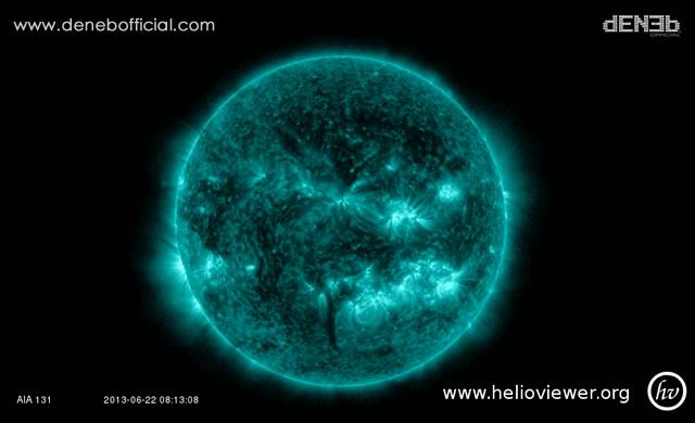 Attività Solare: Vento Solare - Space Weather: Solar Wind