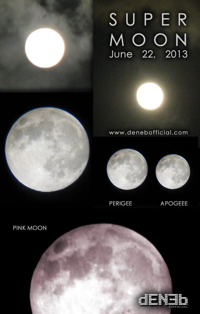La mia Super Luna - My Super Moon