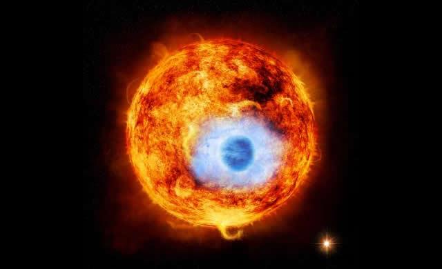 Mondo alieno a raggi X: Per la prima volta in assoluto, l'occultazione di una stella da parte di un pianeta al di fuori del Sistema solare è stata osservata in banda X - NASA's Chandra Sees Eclipsing Planet in X-rays for First Time