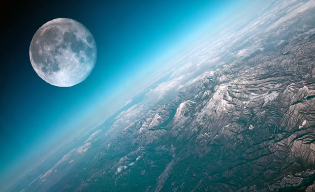 Ricercatori: La Luna Piena e la sua influenza sul sonno - Full moon could be to blame for a poor night's sleep