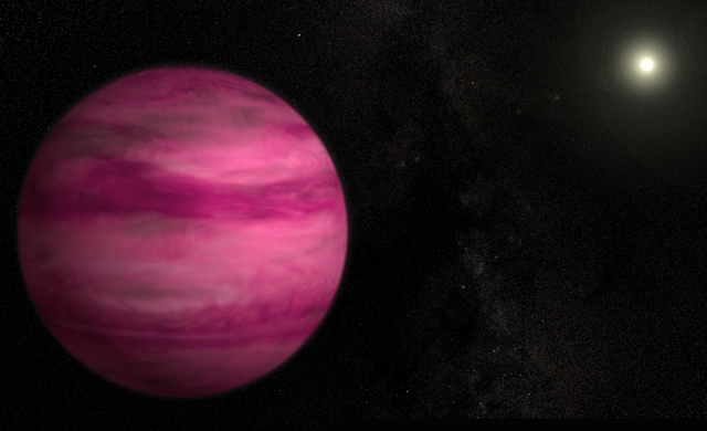 Scoperto il più Piccolo Pianeta orbitante una Stella simile al Sole. Ed è Rosa - Astronomers Image Lowest-mass Exoplanet Around a Sun-like Star