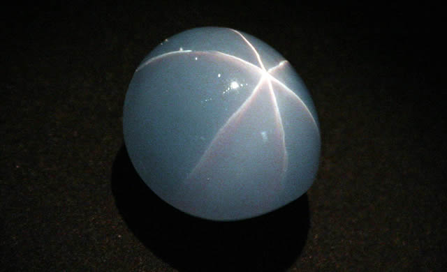 Stella dell'India: Stella Blu di Zaffiro - Star of India: Blue Star Sapphire
