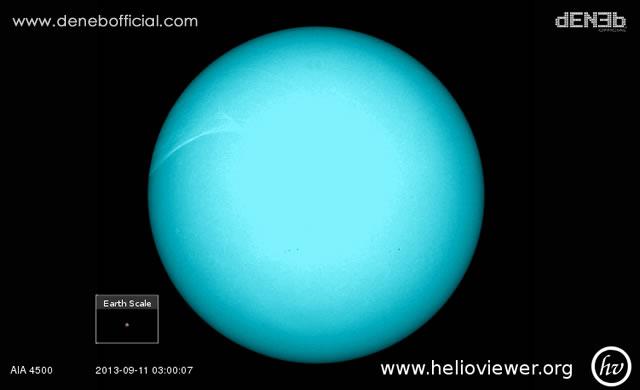Attività Solare: Massimo Solare o Minimo Solare? - Space Weather: Solar Max or Solar Min?