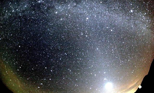 Stelle Cadenti: In Arrivo Lo Sciame Meteorico delle Orionidi - Orionid Meteor Shower