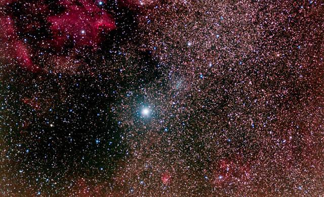 DENEB Alpha Cygni (α Cygni / α Cyg) - Costellazione del Cigno - Cygnus Constellation
