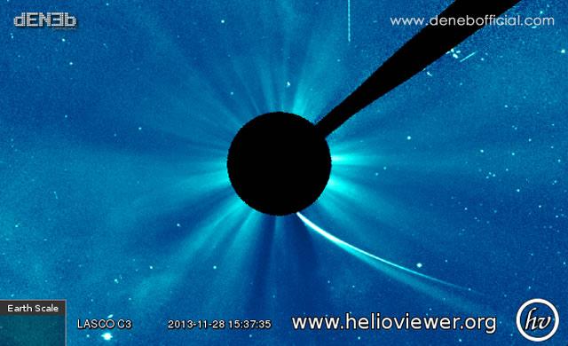 Aggiornamento Cometa ISON - ISON Comet Update