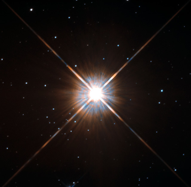 Nuovo scatto di Hubble della nostra vicina Proxima Centauri - Hubble's New Shot of Proxima Centauri, Our Nearest Neighbor