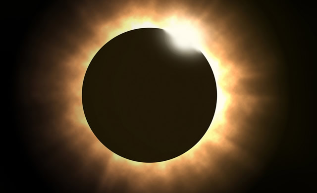 Segui in Diretta Video il Raro Evento di Eclisse Solare - Watch Live Today: Slooh Webcast of Rare Solar Eclipse @ 6:45 am ET