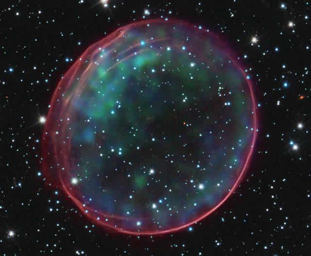Nuovo lavoro dà credito alla teoria dell'universo come un ologramma - New work gives credence to theory of universe as a hologram