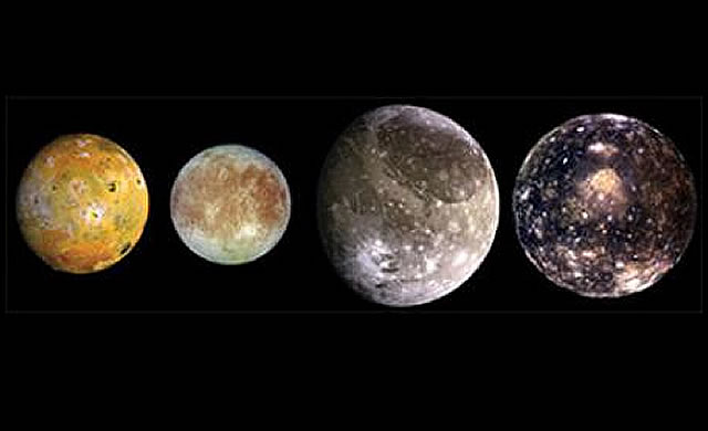 I semi della Vita avrebbero potuto interessare anche le Lune di Giove e Saturno - Moons of Jupiter and Saturn could have been seeded with life