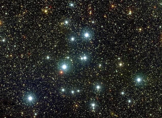 M39: Ammasso Stellare Aperto nella Costellazione del Cigno - M39: Open Cluster in Cygnus