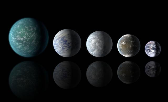 Nuovo studio: Pianeti anche più grandi tre volte la Terra potrebbero ospitare la Vita - Superhabitable Worlds