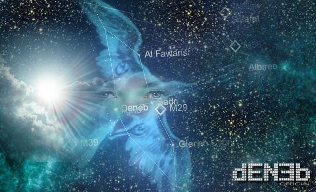 Dalla Costellazione del Cigno, Felice Equinozio di Primavera! - From Cygnus Constellation, Happy Spring Equinox!
