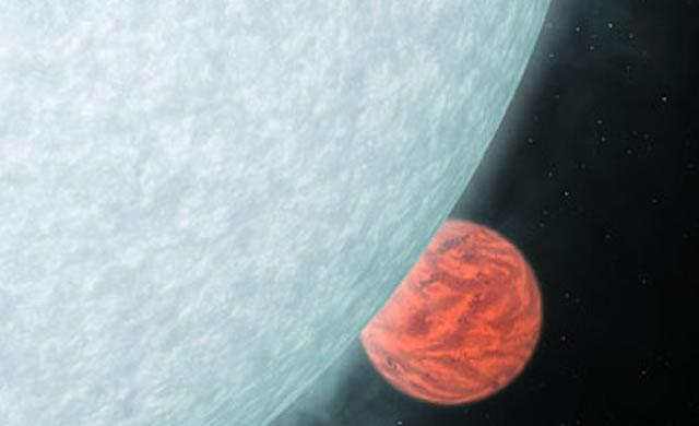 I dimeri per cercare vita nello spazio - 'Dimer molecules' aid study of exoplanet pressure, hunt for life