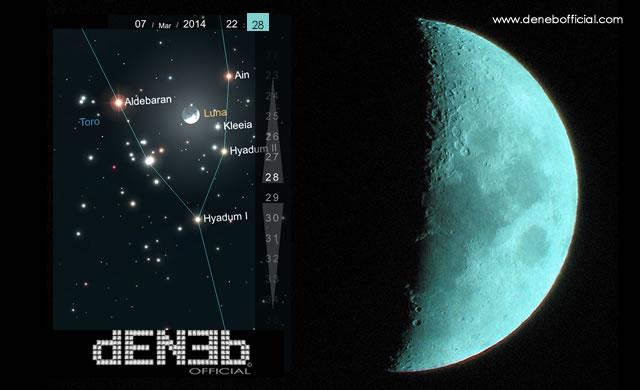 La Luna, come la vedo io... The Moon as I see it...