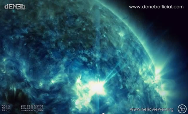 Attività Solare: NASA: L'Atmosfera del Sole è Molto più Ampia - Sun's Corona Much Larger Than Previously Thought - Space Weather
