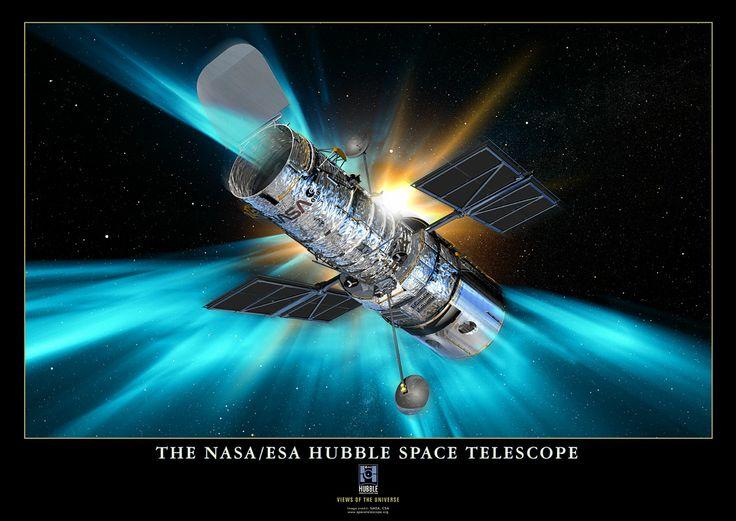 Buon Compleanno Hubble! - Happy BirthDay Hubble