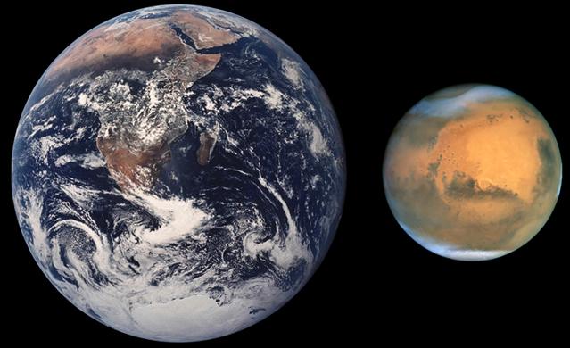 Pianeta Terra: Incontro Ravvicinato con Marte - Planet Earth: Close Encounter with Mars