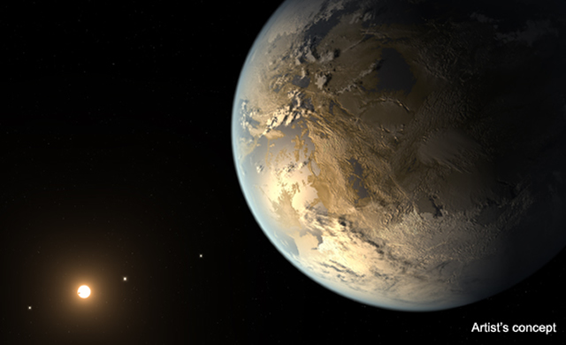"Il Telescopio Spaziale Kepler della NASA Scopre un Pianeta delle Dimensioni della Terra in ""Zona Abitabile"" - NASA's Kepler Telescope Discovers First Earth-Size Planet in 'Habitable Zone'"