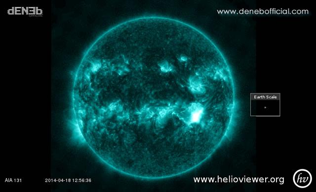 Attività Solare: Nuovo Brillamento di Classe M7 - Space Weather: M7 Solar Flare