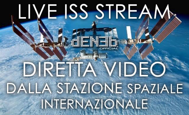 ISS Live Streaming - Diretta Video Dalla Stazione Spaziale Internazionale