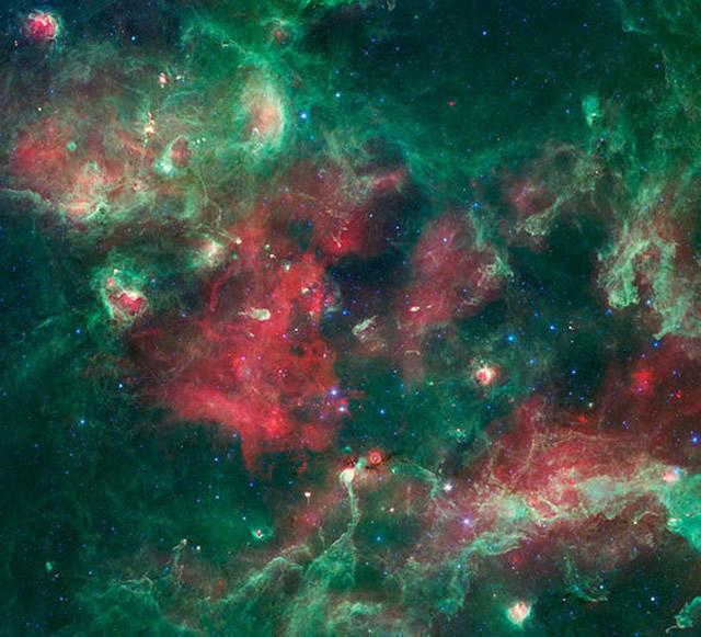 Costellazione del Cigno: Cygnus X dove nascono le stelle - The Swan Constellation: Cygnus X - A Cloud of Stellar Birth