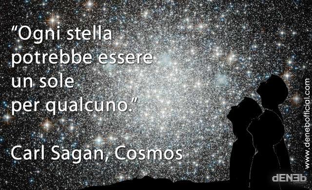 COSMOS - Carl Sagan: Every Star... Ogni Stella...