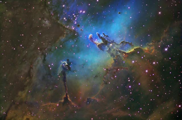 Eagle Nebula - Nebulosa Aquila
