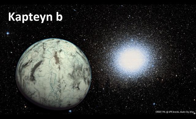 Vicino alla Terra: Il più Antico Pianeta Potenzialmente Abitabile - Oldest Known Potentially Habitable Exoplanet Found