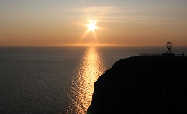 Sole di Mezzanotte - Midnight Sun