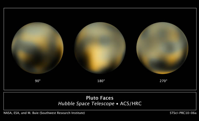 Due Pianeti giganti forse gravitano nascosti oltre Plutone - Two giant planets may cruise unseen beyond Pluto