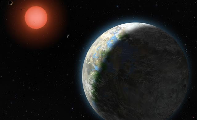 Gliese581g: Il Pianeta che Forse Non C'è Mai Stato - Gliese 581g: May Be Merely an Illusion