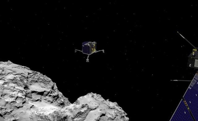 ESA - Rosetta - Philae