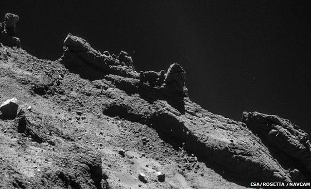 #CometLanding: Philae trova molecole organiche - Organic molecules detected by Philae