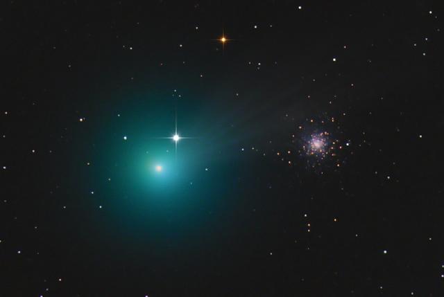 Cometa Lovejoy - Comet 2014Q2
