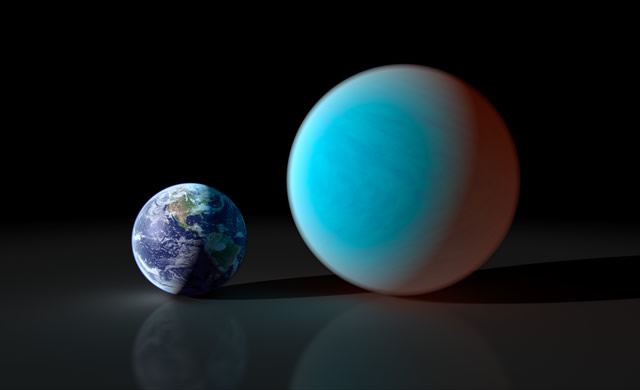 55 Cancri E: Rilevato Transito di Esopianeta da Terra - Ground-based detection of super-Earth transit