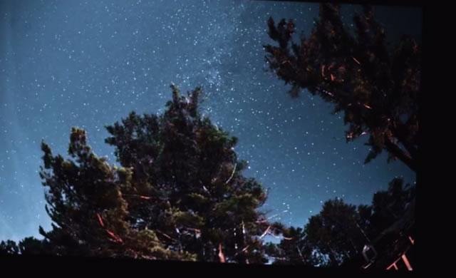 Le Stelle, la Rotazione della Terra - Star Timelapse Revealing the Earth's Rotation
