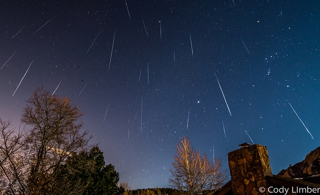 """Stelle Cadenti""2014 : In arrivo le Geminidi! - Geminid Meteor Shower Is Peaking Now!"