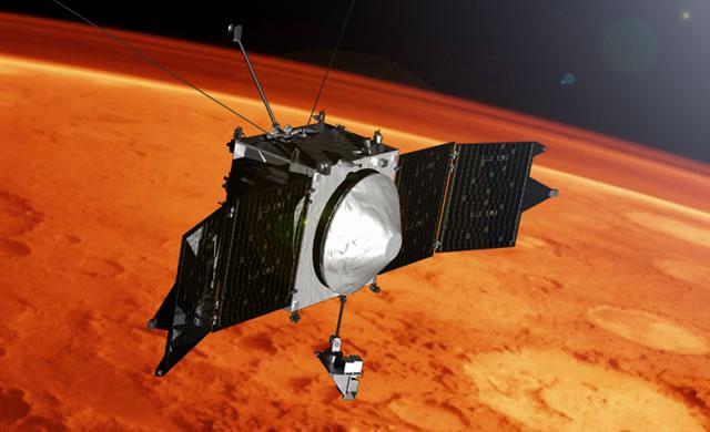 Maven - Mars