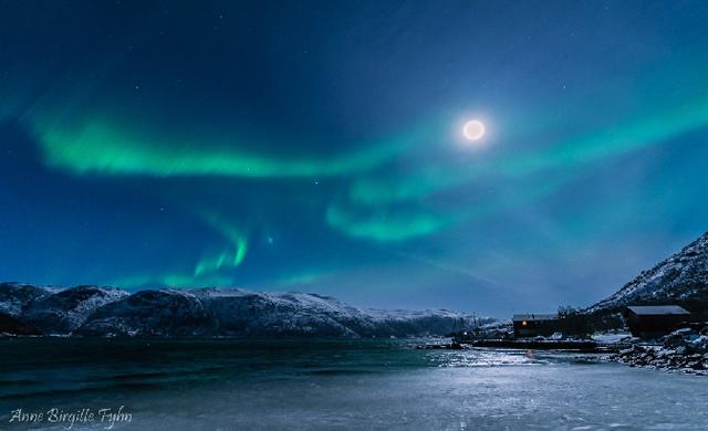 Aurora e Luna