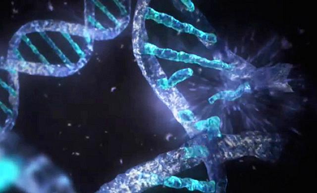 La radiazione spaziale spezza il DNA - Space radiation breaks apart DNA
