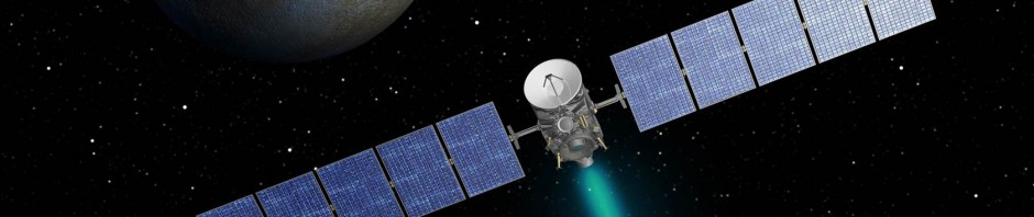 Dawn arrives at #Ceres today.